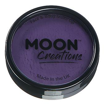 Moon Creations-Pro Face & Body maali kakku ruukut-violetti