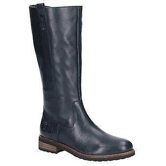 كوتسوولد أمبني المرأة الركبة أحذية عالية