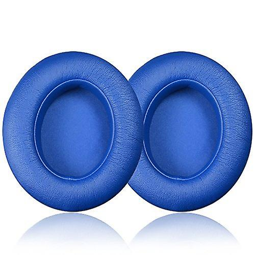 REYTID Replacement Blue Ear Pad Cushion Kit Compatible with Beats By Dr. Dre Studio 2.0 and Studio 2.0 Wireless Headphones