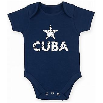 Navy blue newborn body tstem0152 cuba