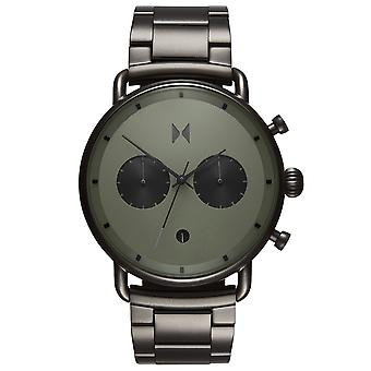 MVMT BT01-OLGU Blacktop chronograph 46mm 10ATM