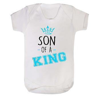 Fils d'un babygrow de roi