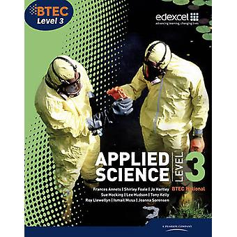 BTEC Level 3 National Applied Science Student Book by Patricia Rhodes