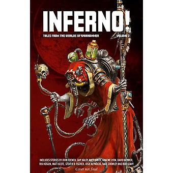 Inferno Volume 3 by John French