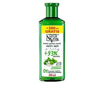 Restorative Shampoo Happy Hair Naturaleza y Vida (500 ml)