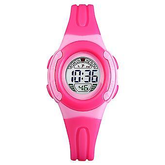 Skmei Childrens Kids Digital Display  Watch Girls Or Boys Stopwatch Alarm Light