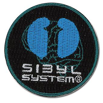 Patch - Psycho-Pass - New Sibyl System Anime Licensed Toys ge44702