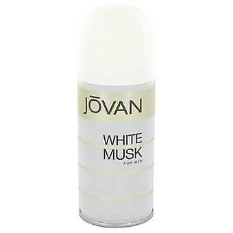 Jovan White Musk By Jovan Deodorant Spray 5 Oz (men) V728-532864