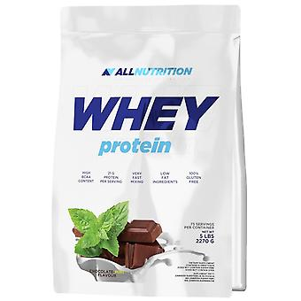 Allnutrition Whey Protein Double Chocolate 2270 g