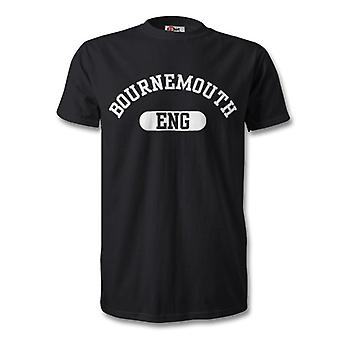 Bournemouth England Stadt T-Shirt