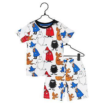 Mumin Spanar-shorts pyjamas, Martinex