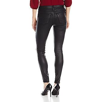 AG Adriano Goldschmied Women's The Legging Ankle Jean, Super, Black, Size 30