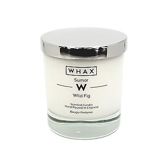 Wild fig scented home candle