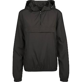 Cotton Addict Womens Basic Pullover Sporty Jacket