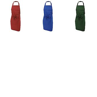 Jassz Bistro Childrens/Kids Unisex Apron (Pack of 2)