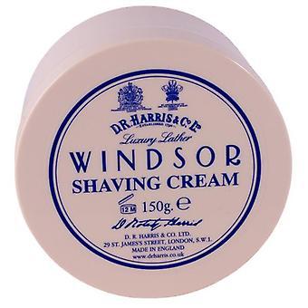 D R Harris Shaving Cream Bowl 150g-Windsor