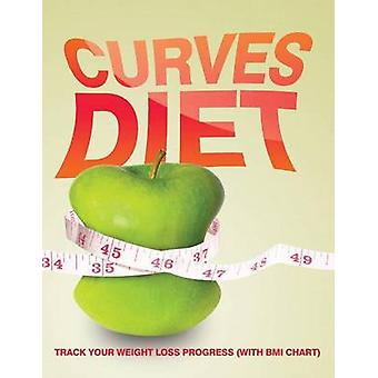 Curves Diet Track Your Weight Loss Progress with BMI Chart by Publishing LLC & Speedy