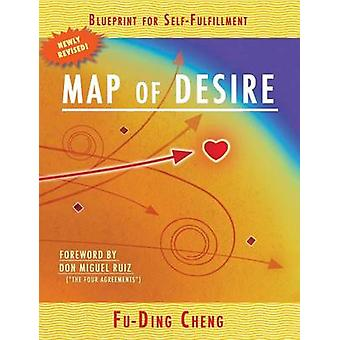 Karte von Desire Blueprint for SelfFulfillment von Cheng & FuDing