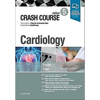 Crash Course Cardiology by Shen - 9780702073571 Book