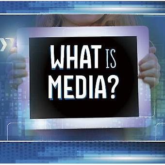 What Is Media? by Brien J. Jennings - 9781474754446 Book