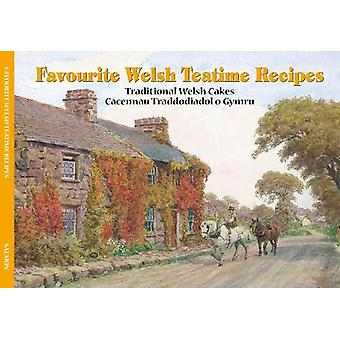 Salmon Favourite Welsh Tea time Recipes by Dorrigo - 9781906473952 Bo