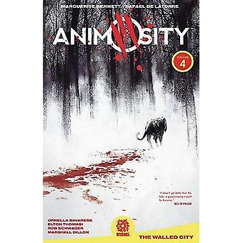 Animosity Vol. 4 by Marguerite Bennett - 9781949028034 Book