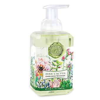 MICHEL DESIGN Pink Cactus Hand Soap FOA321