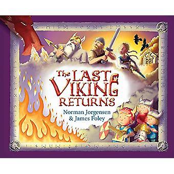 The Last Viking Returns by Norman Jorgensen - 9781925163162 Book