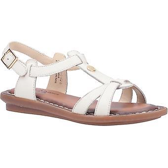 Hush puppies women's olive tstrap buckle strap sandal various colours 28412