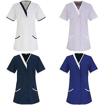 Premier Womens/Ladies Daisy Healthcare Work Tunic