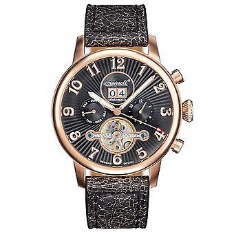 Ingersoll IN1103RBK Cochise automatisch heren horloge 45mm