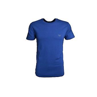 EA7 Mens Navy Crew Neck T-Shirt