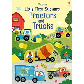 Little First Stickers Tractors and Trucks by Hannah Watson - 97814749