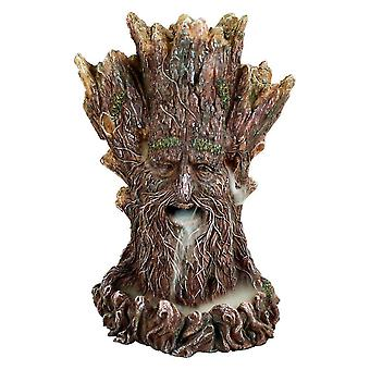 Nemesis jetzt Baum Geist Backflow Weihrauchturm 19cm