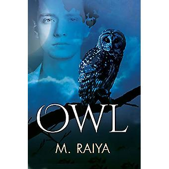 Owl by M. Raiya - 9781644052518 Book