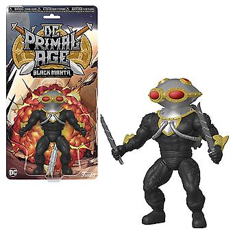 DC Primal Age Black Manta Savage World Action Figure