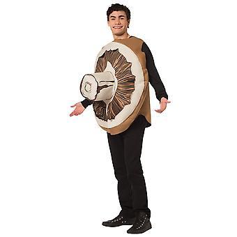 Mushroom Adult Costume