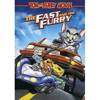 Tom & Jerry - Fast & the Furry [DVD] USA import