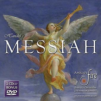 G.F. Handel - Handel: Messiah [CD] USA import