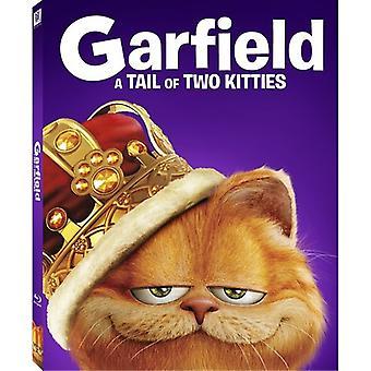 Garfield: A Tail of Two Kitties [Blu-ray] USA import