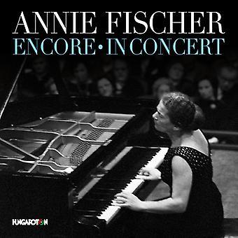 Schumann / Chopin / Fischer - Annie Fischer Encore & in Concert [CD] USA import