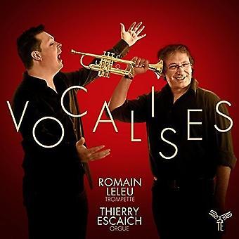 Leleu*Romain - Vocalises [CD] USA import