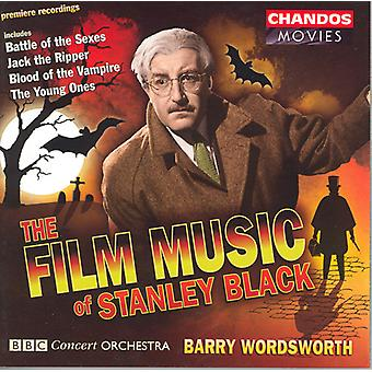 Stanley Black - The Film Music of Stanley Black [CD] USA import
