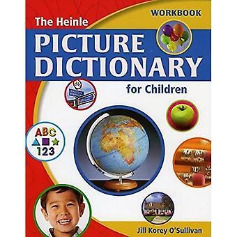 Heinle British Children's Picture Dictionary: Werkmap