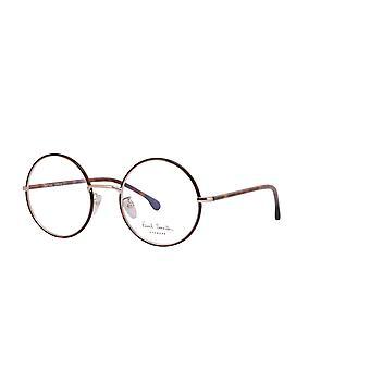 Paul Smith ALFORD PSOP004V2 02 Dark Turtle On Silver Glasses