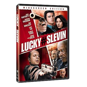 Lucky Number Slevin [DVD] USA import