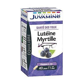 Eye Health - Lutein / Bilberry 40 vegetable capsules