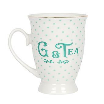 Something Different G and Tea Mug