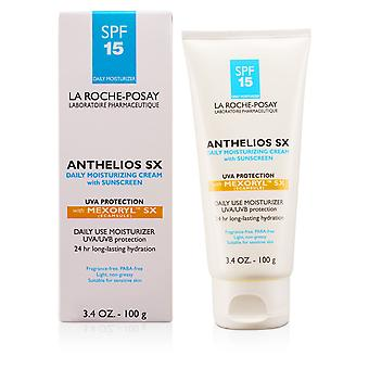 Anthelios sx uso quotidiano crema idratante 110566 100ml/3.4oz