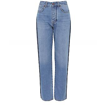 Victoria Beckham Arizona Straight Leg Jeans